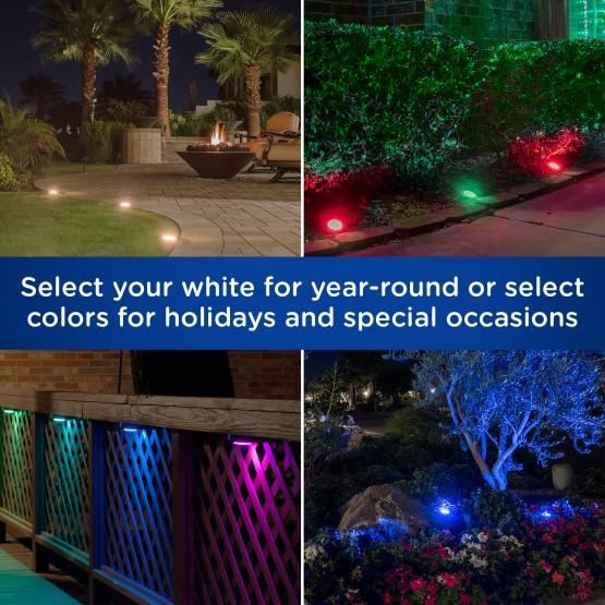 Color Changing Led Landscape Lights