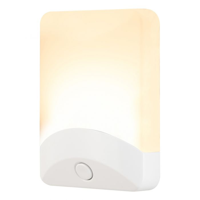 Ge Color Changing Automatic Led Night Light White