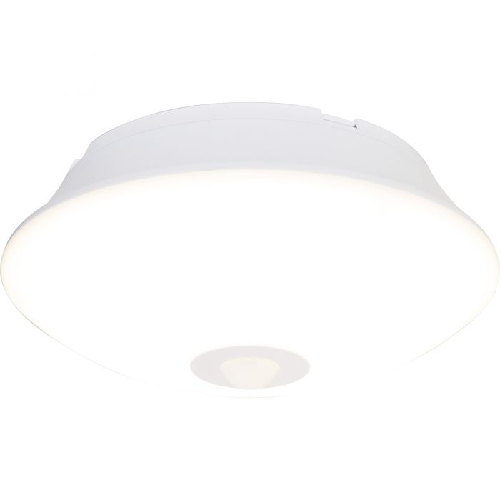 Energizer Battery Operated Motion Activated Led Ceiling Light Fixture White