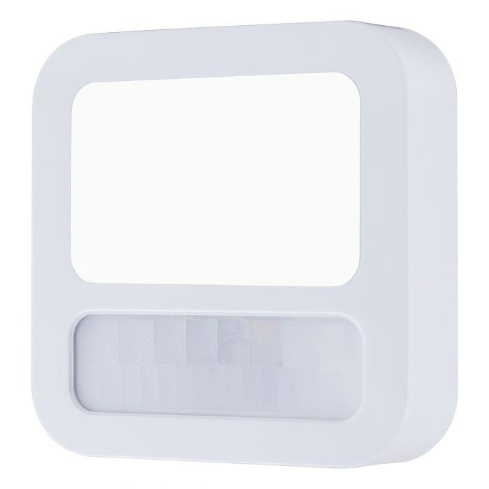 Ge Automatic Motion Sensing Led Night Light White