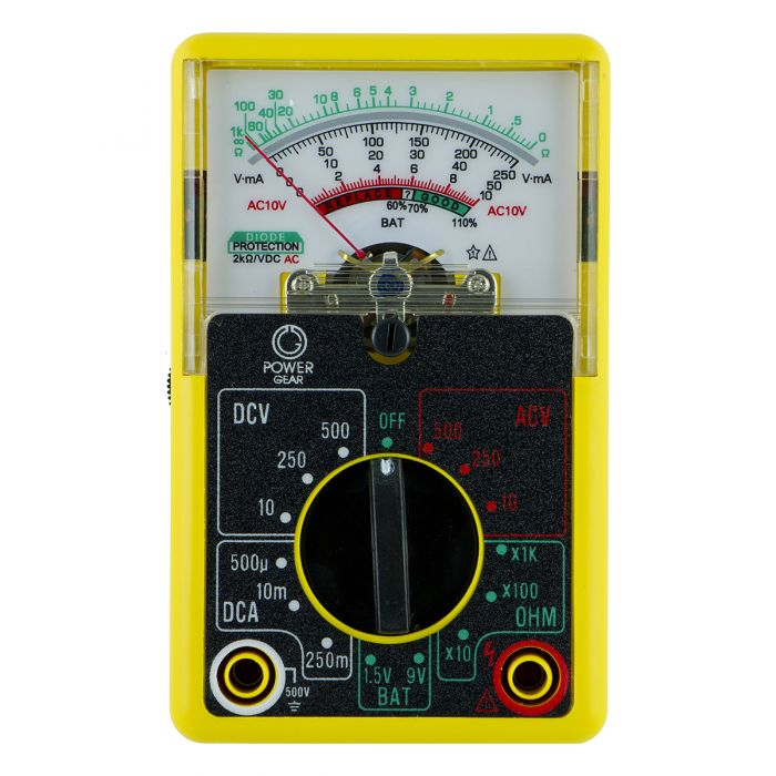 How to read a multimeter (with pictures) wikihow.
