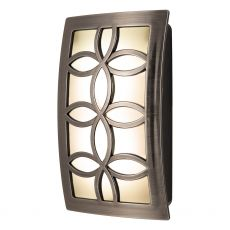 GE CoverLite Automatic LED Night Light, Brushed Nickel