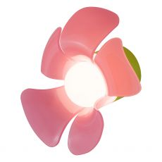 Jasco Automatic Pink Flower LED Night Light, Pink