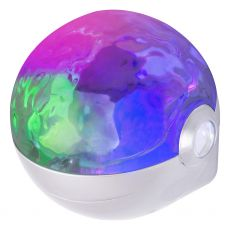Projectables Space Nebula Light Sensing LED Night Light