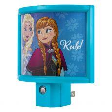 Disney Frozen Automatic LED Night Light, Blue