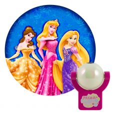 Projectables Disney Princesses Light Sensing LED Night Light
