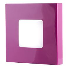 GE Mini Slimline Coverlite LED Night Light, Fuchsia