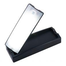 GE Battery Operated Motion-Sensing LED Task Light, Black