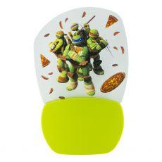 Nickelodeon Teenage Mutant Ninja Turtles 3D Motion Effect LED Night Light