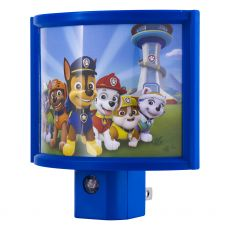 Nickelodeon Paw Patrol Light Sensing LED Night Light