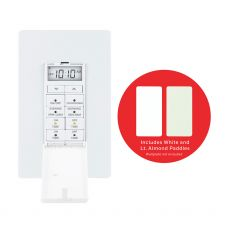 Honeywell Indoor In-Wall 24-Hour Digital Timer, White