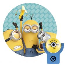 Projectables Minions Light Sensing Light Sensing LED Night Light