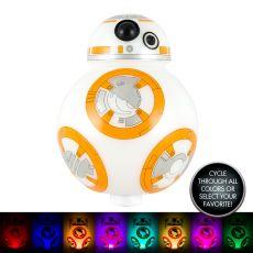 Star Wars BB-8 Color-Changing Light Sensing LED Night Light