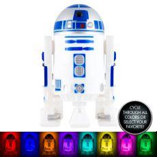 Star Wars R2-D2 Color-Changing Light Sensing LED Night Light
