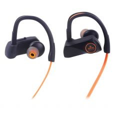 EcoSurvivor IPX7 Bluetooth Waterproof Earbuds, Black