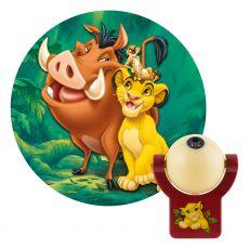 Projectables Disney Lion King Light Sensing LED Night Light