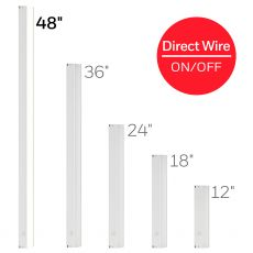 Honeywell 48in. On/Off Direct Wire LED Light Fixture
