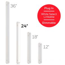 Honeywell 24 in. Linkable Plug-In LED Color Select Light Fixture
