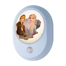 Disney Frozen II Motion-Sensing Light Sensing LED Night Light, Blue