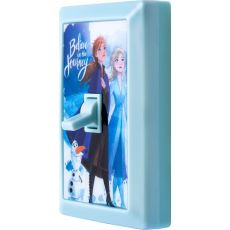 Disney Frozen II LED Light Switch, Blue