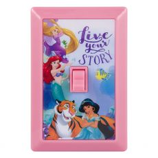Disney Princess LED Light Switch, Pink