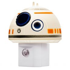 Star Wars™ BB-8, Light-Sensing LED Mini Night Light
