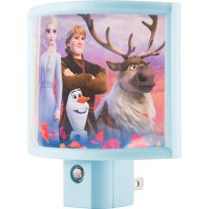 Disney Frozen II Wrap Shade LED Night Light, Blue