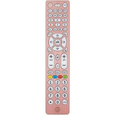 GE 8-Device Backlit Universal Remote, Brushed Rose Gold