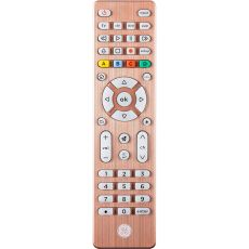 GE 4-Device Backlit Universal Remote, Brushed Rose Gold