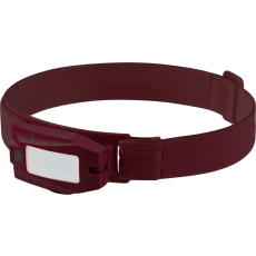 Enbrighten Motion-Sensing Rechargeable LED Headlamp, Red
