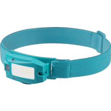 Enbrighten Motion-Sensing Rechargeable LED Headlamp, Teal