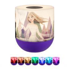 Disney Frozen II  Color-Changing Tabletop LED Night Light, Purple