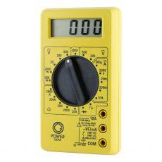 Power Gear 17-Range, 6-Function, Digital Multimeter