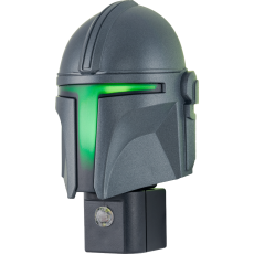 Star Wars The Mandalorian Plug-In Light Sensing LED Mini Night Light