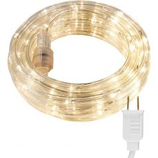 UltraPro Escape Indoor/Outdoor LED Rope Light, 50ft., Warm White
