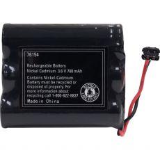 Power Gear Cordless Phone Battery, Nicad 3.6V 700 mAh