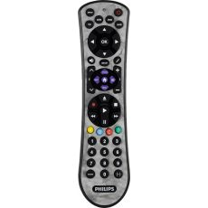 Philips 4-Device Soft Touch Universal Remote, Marble