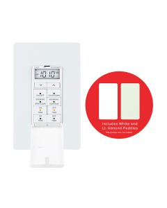 Honeywell 24-Hour Digital In-Wall Timer