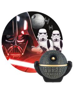 Projectables Star Wars Death Star Plug-In Light Sensing LED Night Light