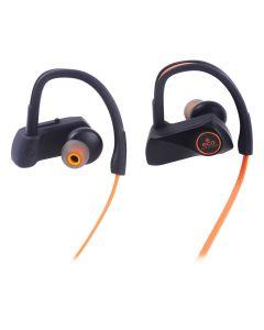 EcoSurvivor IPX7 Bluetooth Waterproof Earbuds, Black