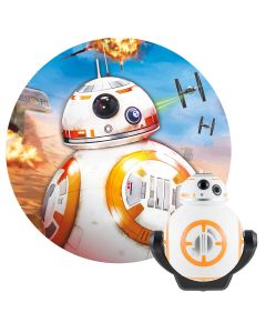 Projectables Star Wars BB-8 Plug-In Light Sensing LED Night Light