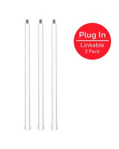 Honeywell 10in. Linkable LED Bright Strips, 3 Pack