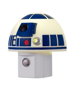 Star Wars™ R2-D2 Plug-In Light Sensing LED Mini Night Light