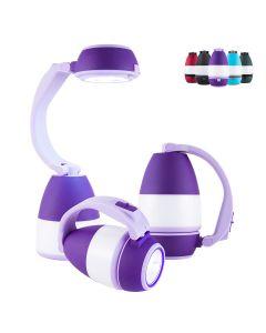 Enbrighten 3-in-1 Lantern, Purple