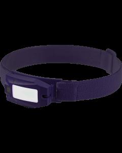 Enbrighten Motion-Sensing Rechargeable LED Headlamp, Purple