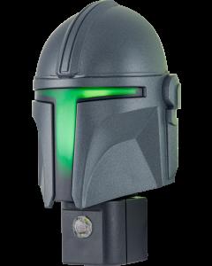 Star Wars The Mandalorian Plug-In Light Sensing LED Mini Night Light