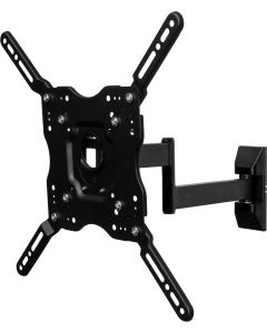 Philips Full-Motion TV Wall Mount, Up to 80in., Black