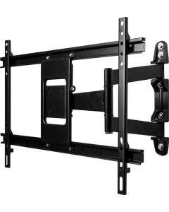 Philips Full-Motion TV Wall Mount, Up to 90in., Black