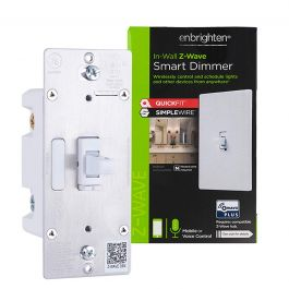 Ge Enbrighten Z Wave Plus Smart Dimmer With Quickfit And