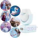 Projectables Disney Frozen 2 Plug-In Light Sensing 6-Image LED Night Light